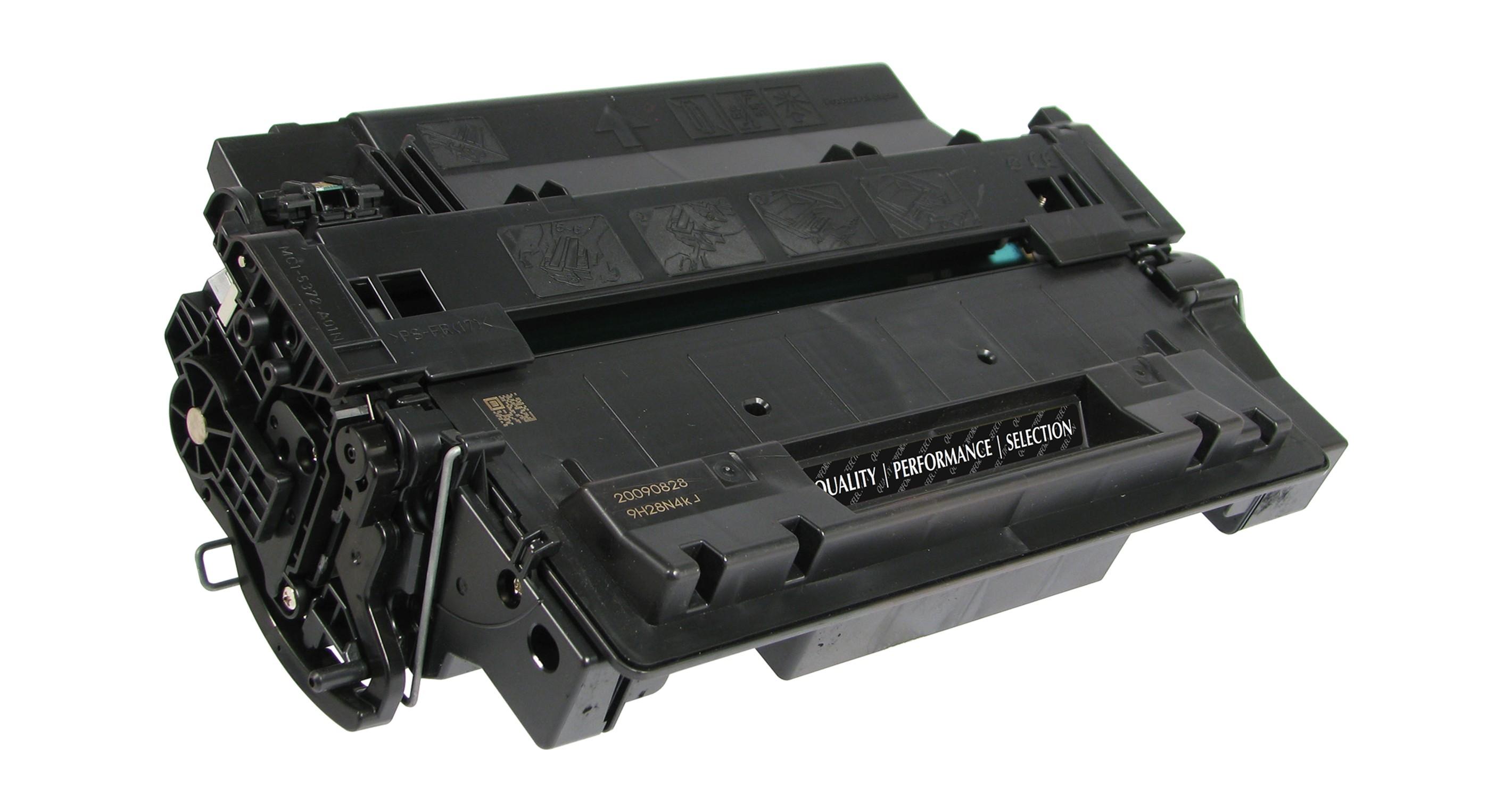 mega toner cartridge black for hp enterprise p3010 p3015. Black Bedroom Furniture Sets. Home Design Ideas