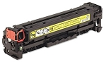 Toner Cartridge (Yellow) for HP CP2025/CM2320