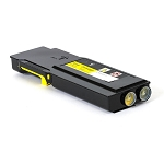 Toner Cartridge (Yellow) for Xerox WorkCentre 6605, Phaser 6600 Series Printers
